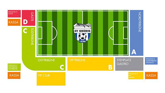Stadion Plan