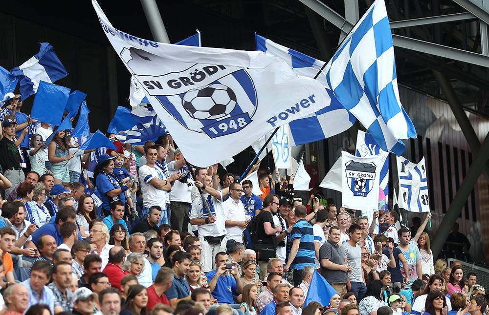 SV Grödig Fanclubs