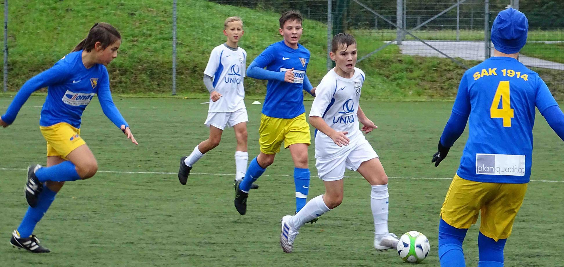 U13 Team - SV GROEDIG
