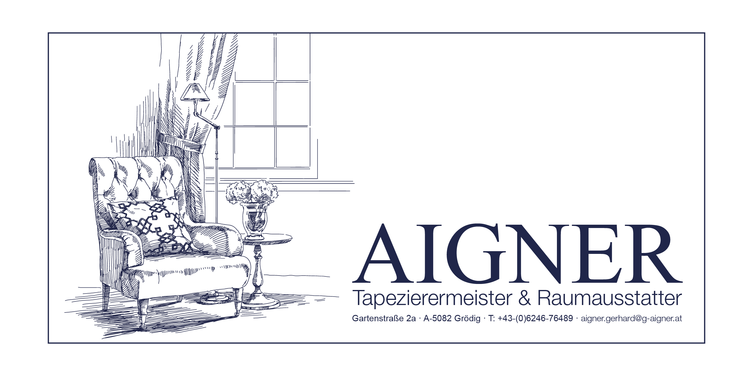 SVG Sponsor - Aigner GmbH