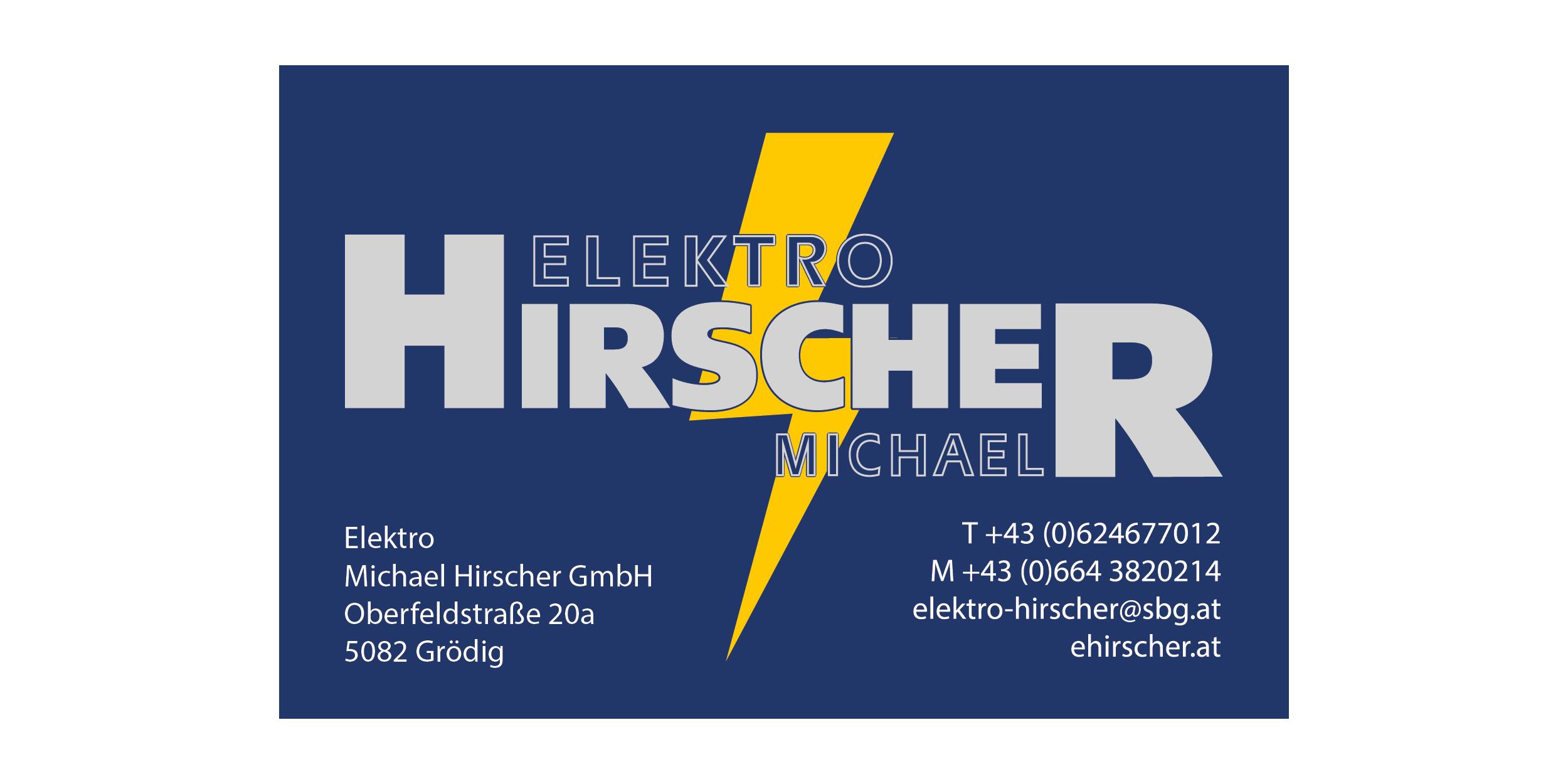 SVG Sponsor - Elektro Hirscher
